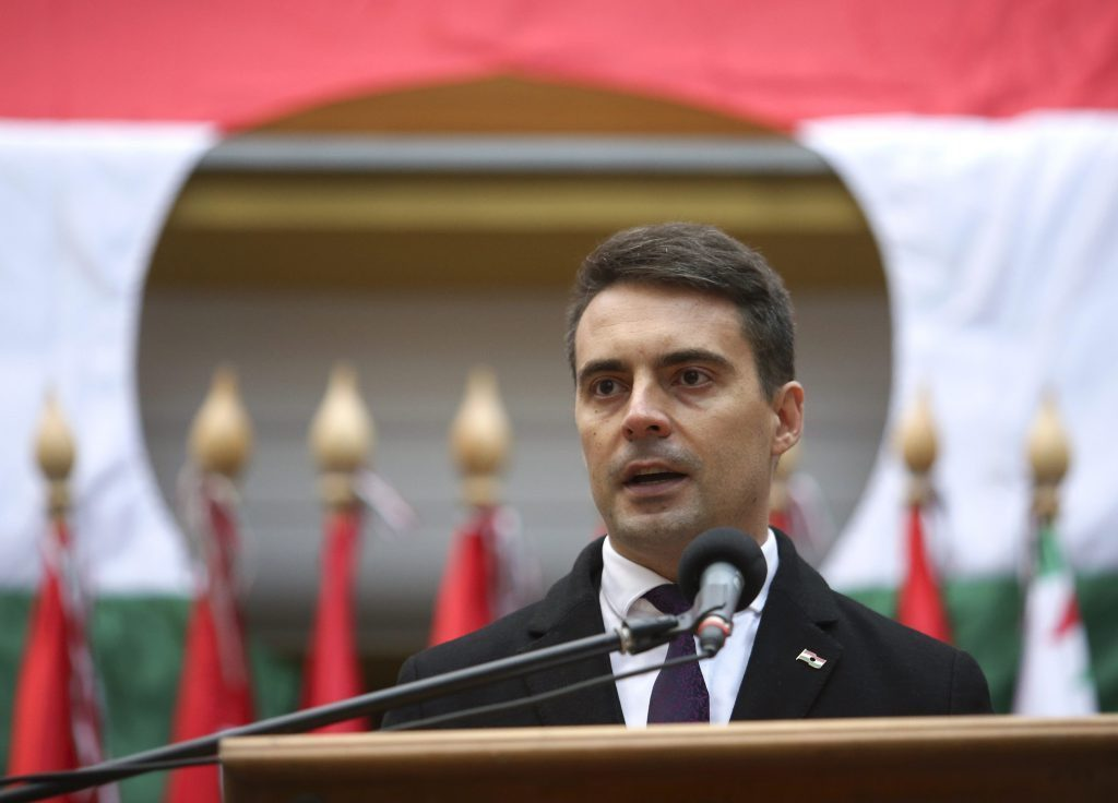 Gábor Vona (photo: MTI)