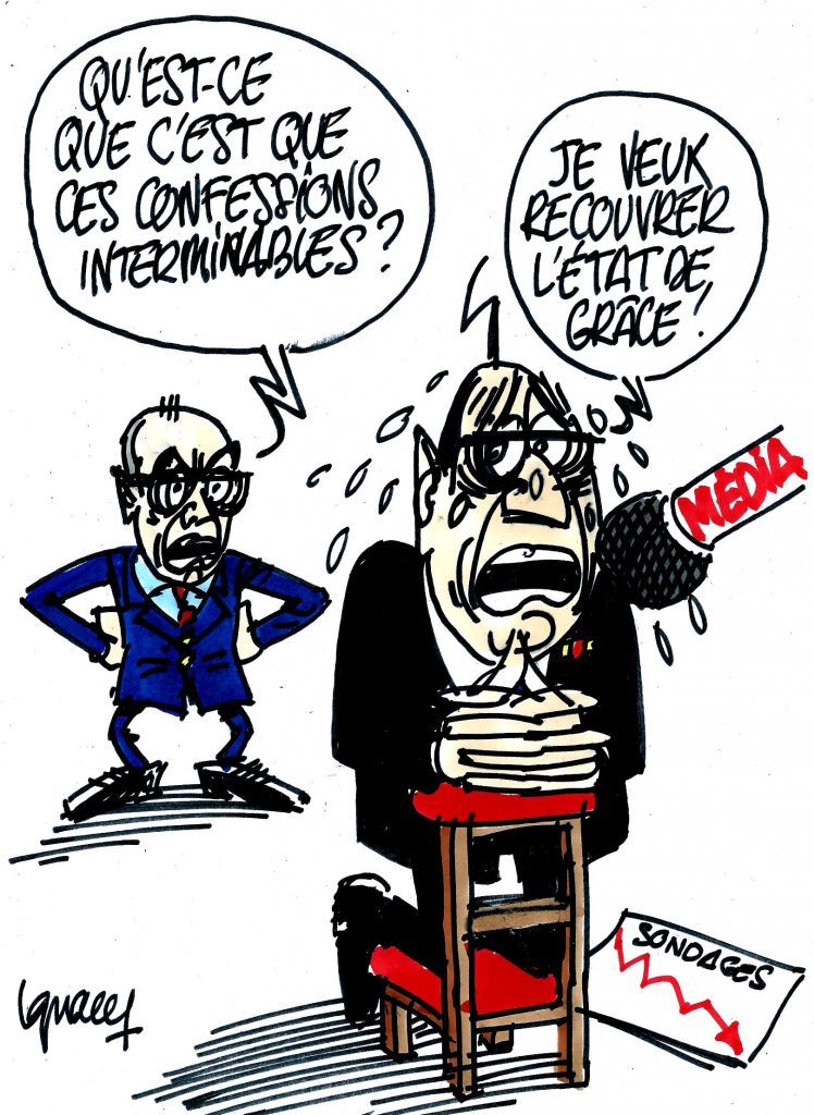 Ignace - Confessions de Hollande