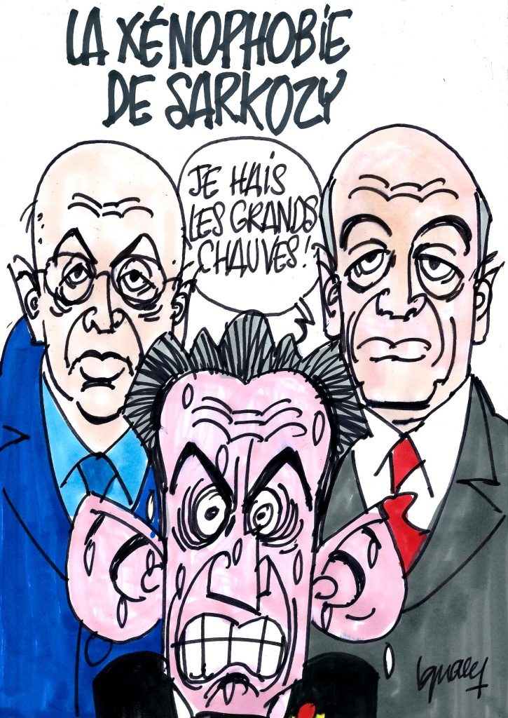 Ignace - La xénophobie de Sarkozy