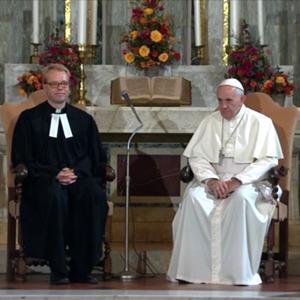 Interview du pape François à la Civiltà Cattolica : une hagiographie de Luther
