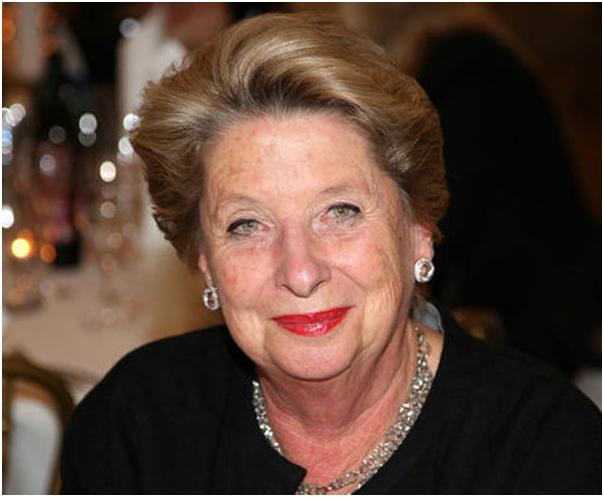 Ursula Stenzel, conseillère municipale du FPÖ (Parti de la liberté).