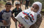 Un monde d'aide humanitaire