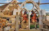 Construire un château médiéval : l'aventure Guédelon