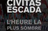 """Alain Escada, invité de """"L'heure la plus sombre"""" : des paroles catholiques, anti-maçonniques et anti-sionistes"""
