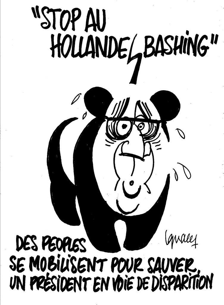 """Ignace - """"Stop au Hollande bashing"""""""