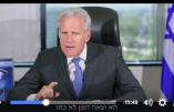 Ancien ambassadeur d'Israël aux États-Unis, il appelle à boycotter les produits français
