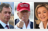 Etats-Unis – Donald Trump établit des contacts avec Marine Le Pen et Nigel Farage