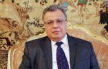 Turquie – Attentat contre l'ambassadeur russe Andrej Karlov à Ankara