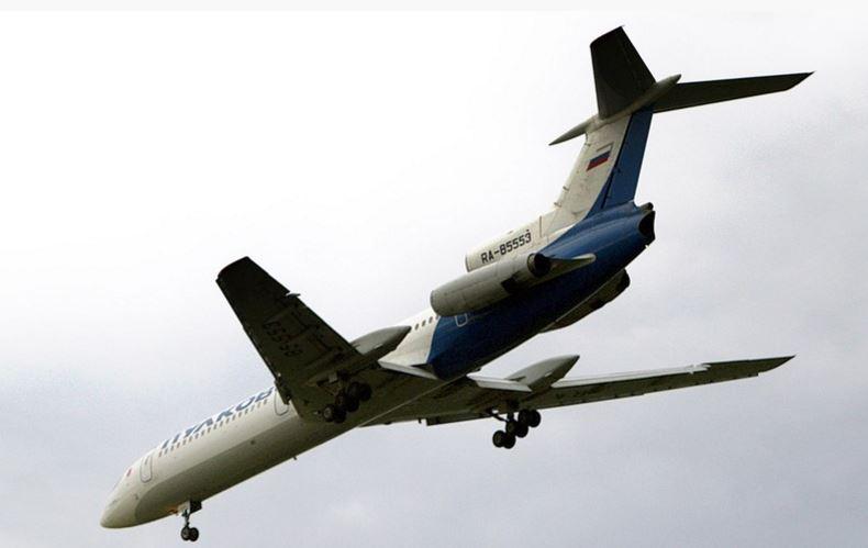 La Russie à nouveau frappée: un avion militaire avec 92 personnes s'est écrasé en Mer Noire