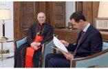 Alep bientôt totalement libérée: le pape François écrit à Bachar el-Assad