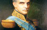 Garcia Moreno, chef d'Etat catholique (1)