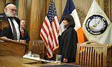 """""""God Bless America"""" en yiddish pour la nomination d'un juge hassidique aux USA"""