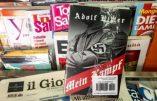 Mein Kampf parmi les lectures préférées des étudiants italiens