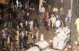 Révolte de migrants africains à Milan la nuit de Noël