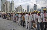 Les nouveaux esclaves de l'Arabie
