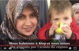 Visite de 3 députés français à Alep: la population et des députés syriens expriment leur amertume vis-à-vis de la France