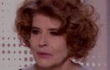 """Fanny Ardant balaye la """"reductio ad hitlerum"""" et les journalistes """"laquais de l'Amérique"""""""