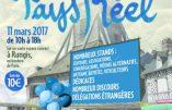 Vous êtes tous attendus à la Fête du Pays Réel, évènement catholique et patriote, ce 11 mars 2017 à Rungis