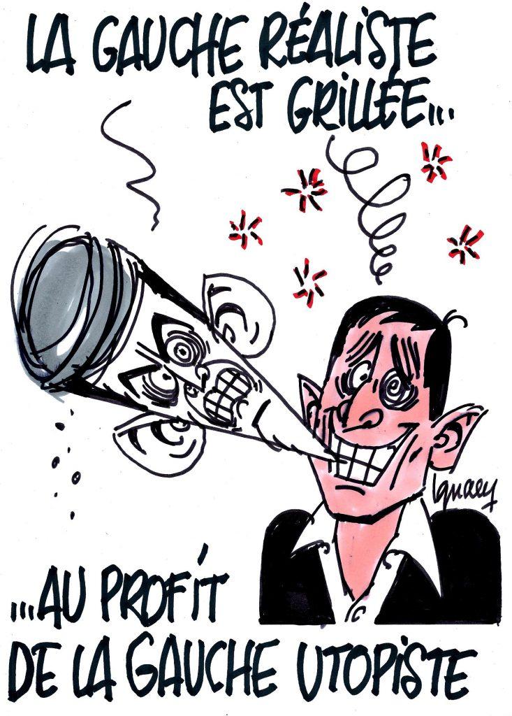 Ignace - La gauche réaliste grillée...