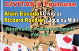 Civitas s'implante en Occitanie et vous attend à Toulouse le 25 mars 2017