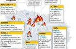 Cartes et Fichier du terrorisme islamique en France: en pleine émeutes urbaines – Rôle du Conseil constitutionnel