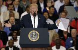 """""""Trump a jeté à bas la pensée totalitaire du politiquement correct"""""""