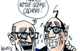 Ignace – Hollande au dîner du Crif