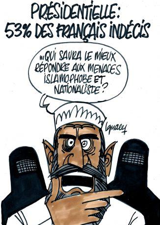 Ignace – 53% des Français indécis