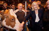 Salon de l'Agriculture : Hollande hué et insulté, Marine Le Pen adulée !