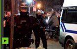 Tension émeutière à Ménilmontant