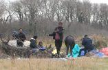 Calais – Migrants dans les bois, gauchistes sur la place publique