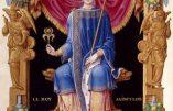 Le roman de Saint Louis (Philippe de Villiers) en format poche