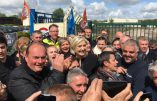 Dans sa ville d'Amiens, Macron n'est pas le bienvenu contrairement à Marine Le Pen accueillie à bras ouverts dans l'usine Whirlpool – Mis à jour