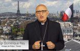 Ces évêques et prêtres qui rompent le Front républicain, Mgr Rey en tête -Vidéo