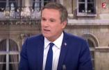 Nicolas Dupont-Aignan a signé un accord de gouvernement avec Marine Le Pen – Vidéo de sa déclaration