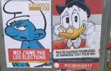 Les autres affiches de la campagne présidentielle