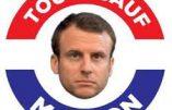 """Action choc du collectif """"Tout Sauf Macron"""""""