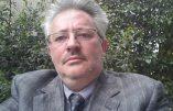 Arnaud Fournet, candidat Civitas dans la 3e circonscription des Hauts-de-Seine