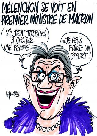 Ignace - Mélenchon premier ministre de Macron ?
