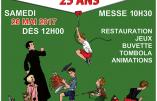 Kermesse pour les 25 ans de l'école Saint-Pierre-Julien-Eymard