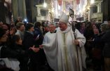 Le pape nomme un évêque très progressiste pour remplacer le conservateur Mgr Negri