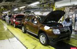 Exportation de voitures : la France gagne une place