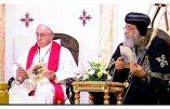 Le pape François, le rapprochement avec les coptes orthodoxes et ses approximations historiques au détriment de l'Église catholique