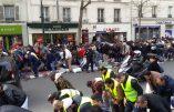 Clichy: Les musulmans affluent en masse pour leur prière du vendredi devant la mairie – Vidéos