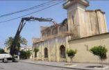 Une église, patrimoine national, détruite en Algérie pour être remplacée par un complexe islamique