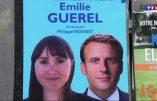 Emilie Guerel, autre beau spécimen d'incompétence macroniste