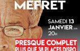Plus quelques places disponibles pour les concerts de Jean-Pax Méfret au Casino de Paris des 13 et 14 janvier 2017