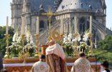 Dimanche 18 juin 2017, la Fête Dieu célébrée à Paris