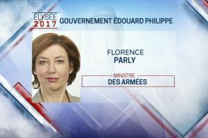 Florence Parly, nouvelle ministre des armées, déjà accusée de mettre nos soldats en danger en dévoilant une information confidentielle