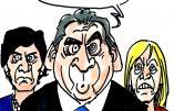 Ignace - Ils quittent le gouvernement